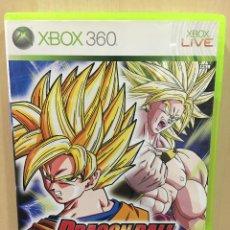 Videojuegos y Consolas: DRAGONBALL RAGING BLAST - X360 (2ª MANO - BUENO). Lote 288427463