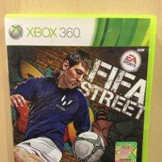 Videojuegos y Consolas: FIFA STREET - X360 (2ª MANO - BUENO). Lote 288427473