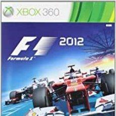 Videojuegos y Consolas: FORMULA 1 2012 - X360 (2ª MANO - BUENO). Lote 288427478