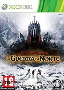 EL SEÑOR DE LOS ANILLOS: LA GUERRA DEL NORTE - X36 (2ª MANO - BUENO) (Juguetes - Videojuegos y Consolas - Microsoft - Xbox 360)