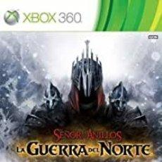 Videojuegos y Consolas: EL SEÑOR DE LOS ANILLOS: LA GUERRA DEL NORTE - X36 (2ª MANO - BUENO). Lote 288427483