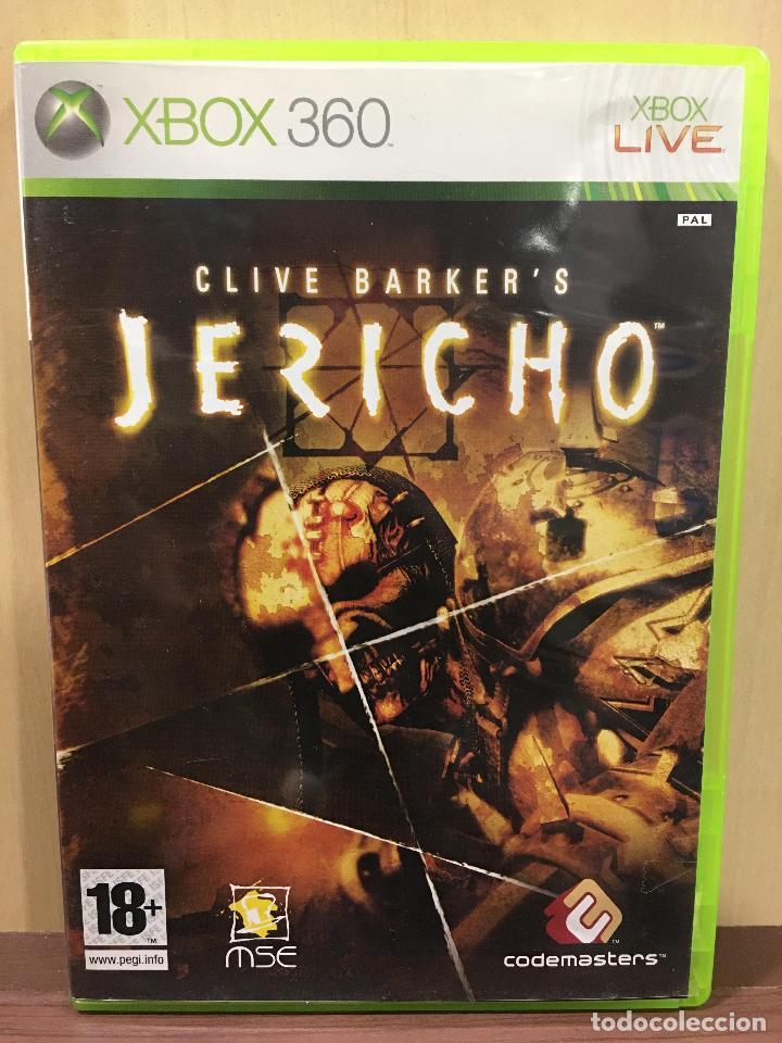 JERICHO CLIVE BARKER´S - XBOX 360 (2ª MANO - BUENO) (Juguetes - Videojuegos y Consolas - Microsoft - Xbox 360)