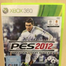 Videojuegos y Consolas: PES 12: PRO EVOLUTION SOCCER 2012 - X360 (2ª MANO - BUENO). Lote 288427513