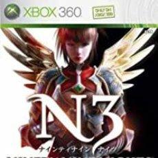 Videojuegos y Consolas: NINETY NINE NIGHTS - X360 (2ª MANO - BUENO). Lote 288427533