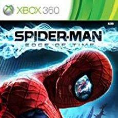 Videojuegos y Consolas: SPIDER-MAN: EDGE OF TIME - X360 (2ª MANO - BUENO). Lote 288427538