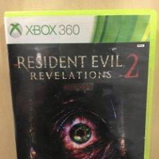 Videojuegos y Consolas: RESIDENT EVIL REVELATIONS 2 - X360 (2ª MANO - BUENO). Lote 288427553
