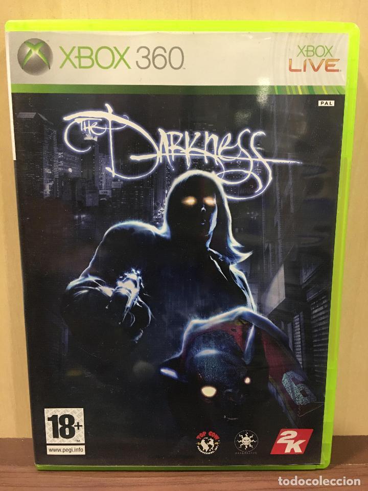 THE DARKNESS - X360 (2ª MANO - BUENO) (Juguetes - Videojuegos y Consolas - Microsoft - Xbox 360)