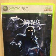 Videojuegos y Consolas: THE DARKNESS - X360 (2ª MANO - BUENO). Lote 288427558