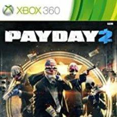 Videojuegos y Consolas: PAYDAY 2 - X360 (2ª MANO - BUENO). Lote 288427568