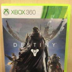 Videojuegos y Consolas: DESTINY - X360 (2ª MANO - BUENO). Lote 288427573