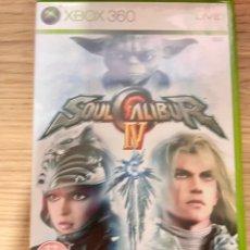 Videojuegos y Consolas: SOUL CALIBUR IV XBOX360 PAL. Lote 288517573
