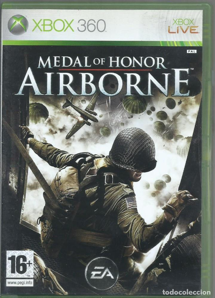 MEDAL OF HONOR: AIRBORNE XBOX 360 (Juguetes - Videojuegos y Consolas - Microsoft - Xbox 360)