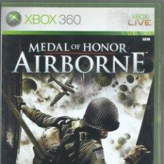 Videojuegos y Consolas: MEDAL OF HONOR: AIRBORNE XBOX 360. Lote 288861268