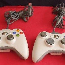 Videojuegos y Consolas: 2 MANDOS XBOX 360 SIN PROBAR .VER FOTOS. Lote 289844198