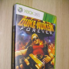 Videojuegos y Consolas: DUKE NUKEM FOREVER PARA XBOX 360. Lote 289858238