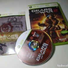 Videogiochi e Consoli: GEARS OF WAR 2 ( XBOX 360 - PAL -ESP) G2 -S. Lote 290046948