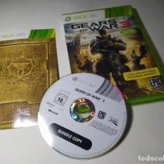 Videogiochi e Consoli: GEARS OF WAR 3 ( XBOX 360 - PAL -ESP) G2 -S. Lote 290046968