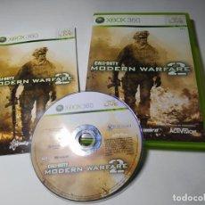 Videojuegos y Consolas: CALL OF DUTY MODERN WARFARE 2 ( XBOX 360 - PAL -ESP) G2 -S. Lote 290050283