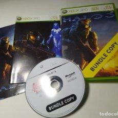 Videojuegos y Consolas: HALO 3 ( XBOX 360 - PAL -ESP) G2 -S. Lote 290050333
