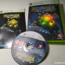 Videogiochi e Consoli: BIOSHOCK 2 ( XBOX 360 - PAL -ESP) G2. Lote 290050418