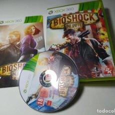 Videogiochi e Consoli: BIOSHOCK INFINITE ( XBOX 360 - PAL -ESP) G2. Lote 290050458