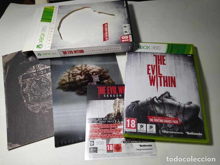 Videojuegos y Consolas: The Evil Within ( Limited Edition) ( Xbox 360 - Pal -ESP) G2 - Foto 2 - 290050603