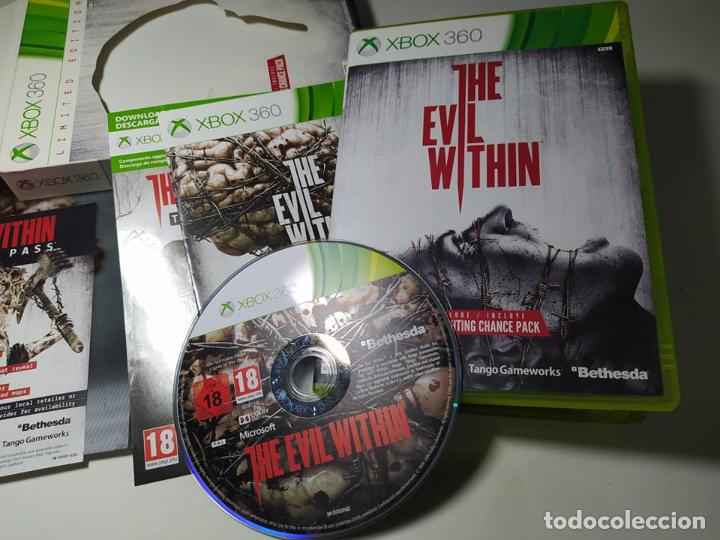 Videojuegos y Consolas: The Evil Within ( Limited Edition) ( Xbox 360 - Pal -ESP) G2 - Foto 3 - 290050603