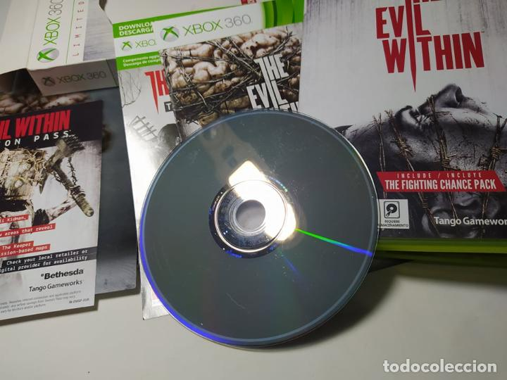 Videojuegos y Consolas: The Evil Within ( Limited Edition) ( Xbox 360 - Pal -ESP) G2 - Foto 4 - 290050603