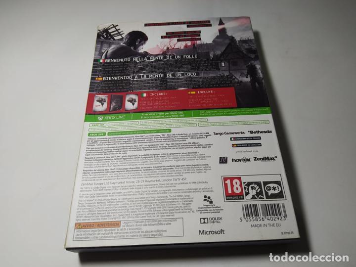 Videojuegos y Consolas: The Evil Within ( Limited Edition) ( Xbox 360 - Pal -ESP) G2 - Foto 5 - 290050603