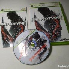 Videojuegos y Consolas: PROTOTYPE ( XBOX 360 - PAL -ESP) G2-S. Lote 290084583