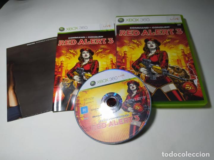RED ALERT 3 ( XBOX 360 - PAL -ESP) G2-S (Juguetes - Videojuegos y Consolas - Microsoft - Xbox 360)