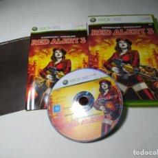 Videojogos e Consolas: RED ALERT 3 ( XBOX 360 - PAL -ESP) G2-S. Lote 290084673