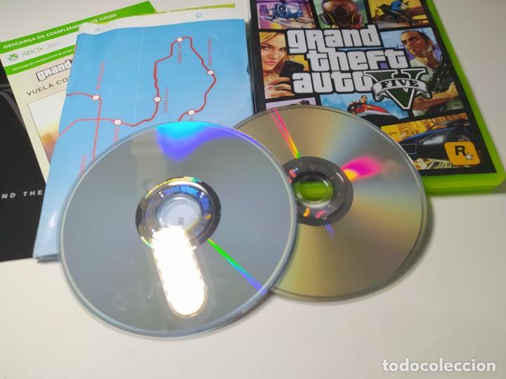 Videojuegos y Consolas: Grand Theft Auto V ( Xbox 360 - Pal -ESP) G2-s - Foto 2 - 290084788