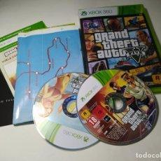Videojuegos y Consolas: GRAND THEFT AUTO V ( XBOX 360 - PAL -ESP) G2-S. Lote 290084788