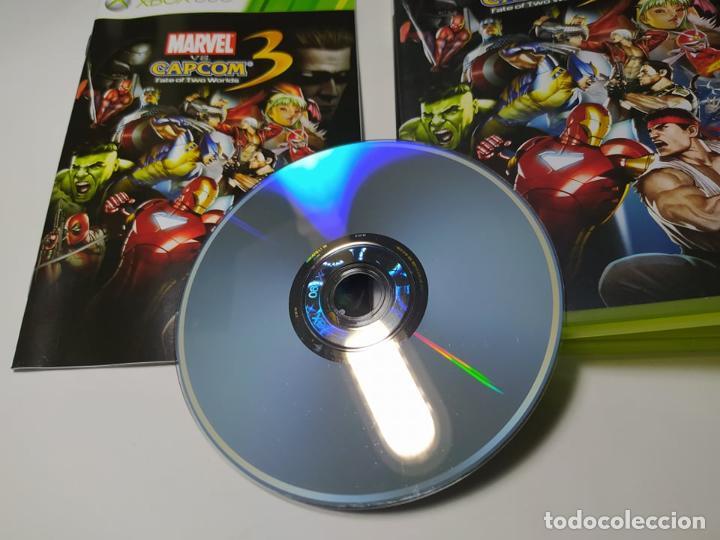 Videojuegos y Consolas: Marvel Vs Capcom 3 Fate of Two Worlds ( Xbox 360 - Pal -ESP) G2 - Foto 2 - 290084973