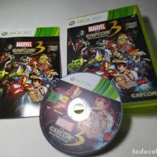Videojuegos y Consolas: MARVEL VS CAPCOM 3 FATE OF TWO WORLDS ( XBOX 360 - PAL -ESP) G2. Lote 290084973