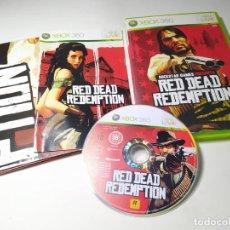 Videogiochi e Consoli: RED DEAD REDEMPTION ( XBOX 360 - PAL -ESP) G2-S. Lote 290085173