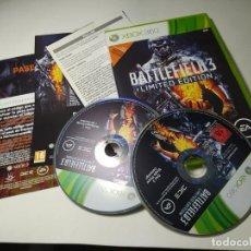 Videojuegos y Consolas: BATTLEFIELD 3 LIMITED EDITION ( XBOX 360 - PAL -ESP) G2-S. Lote 290085373