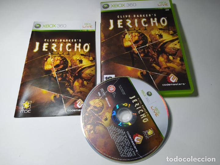 JERICHO ( XBOX 360 - PAL -ESP) G2 (Juguetes - Videojuegos y Consolas - Microsoft - Xbox 360)