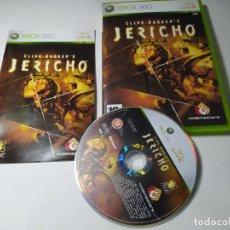 Videojuegos y Consolas: JERICHO ( XBOX 360 - PAL -ESP) G2. Lote 290085568