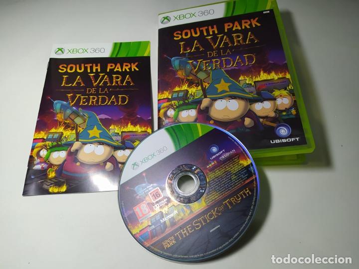 SOUTH PARK - LA VARA DE LA VERDAD ( XBOX 360 - PAL -ESP) G2 (Juguetes - Videojuegos y Consolas - Microsoft - Xbox 360)