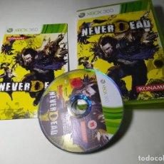 Videojuegos y Consolas: NEVER DEAD (XBOX 360 - PAL - ESP) (1). Lote 293720058