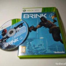 Videojuegos y Consolas: BRINK (XBOX 360 - PAL - ESP). Lote 293720243