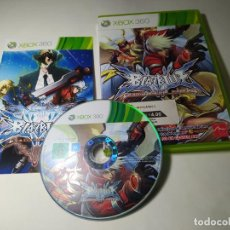 Videogiochi e Consoli: BLAZBLUE CONTINUUM SHIFT (XBOX 360 - PAL - ESP). Lote 293721263
