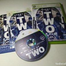 Videogiochi e Consoli: ARMY OF TWO (XBOX 360 - PAL - ESP). Lote 293721628