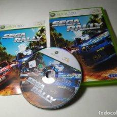 Videojuegos y Consolas: SEGA RALLY (XBOX 360 - PAL - ESP)(1). Lote 293721718