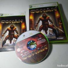 Videojuegos y Consolas: CONAN (XBOX 360 - PAL - ESP). Lote 293722818