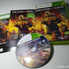 Videojuegos y Consolas: GEARS OF WAR JUDGMENT (XBOX 360 - PAL - ESP)(1). Lote 293722943