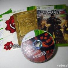 Videogiochi e Consoli: GEARS OF WAR 3 (XBOX 360 - PAL - ESP)(1). Lote 293723078