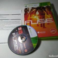 Videojuegos y Consolas: FUSE (XBOX 360 - PAL - ESP). Lote 293723203